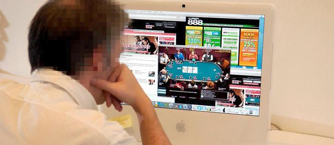 Jeux sur Internet (photo d'illustration).