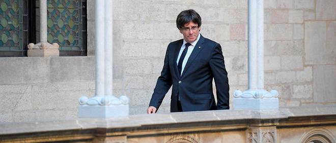 L'exil belge deCarles Puigdemont va rendre atypique la campagne pour les élections régionales du 21 décembre en Catalogne.