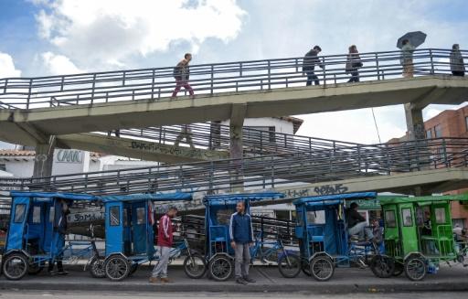 Crise politique et économique au Venezuela : près de 470 mille vénézuéliens ont quitté leur pays pour la Colombie 3