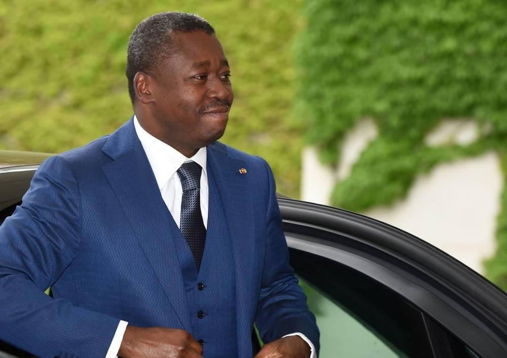 Le président du Togo Faure Gnassingbé en 2016.  ©  AFP/Christof Stache