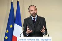 Édouard Philippe a adressé une circulaire à ses ministres. ©STEPHANE DE SAKUTIN