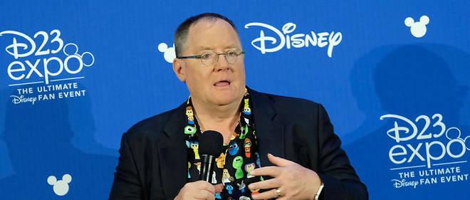 """John Lasseter a annoncé qu'il prendrait un congé de six mois après des comportements inappropriés, tels que des """"étreintes non consenties"""", envers des employés de l'entreprise."""