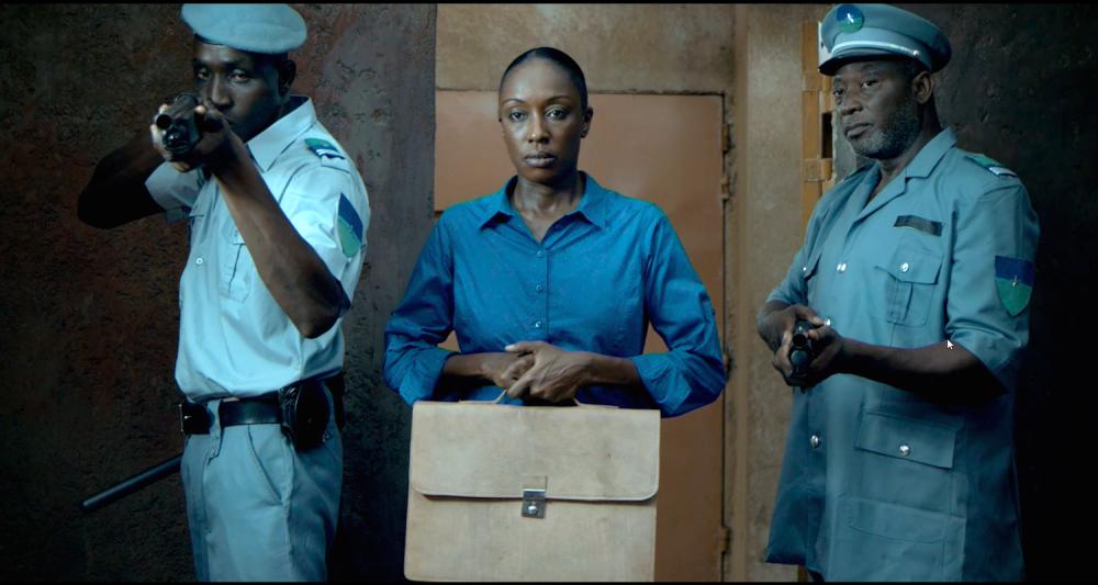Maïmouna N'Diaye. ©  Destiny Films