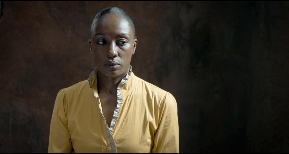 L'actrice Maïmouna N'Diaye. ©  Destiny Films