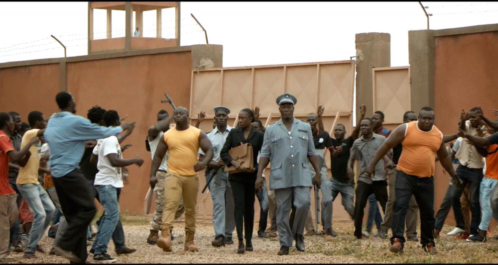Scène dans une prison.  ©  Destiny Films