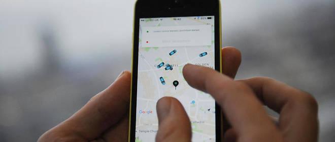 Carte Bleue Uber.Uber Apres Le Piratage De Donnees Les Courses Volees