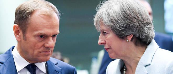 Certaines questions demeurent problématiques pour Bruxelles qui souhaite notamment une position claire de Londre sur la question de la frontière nord-irlandaise.