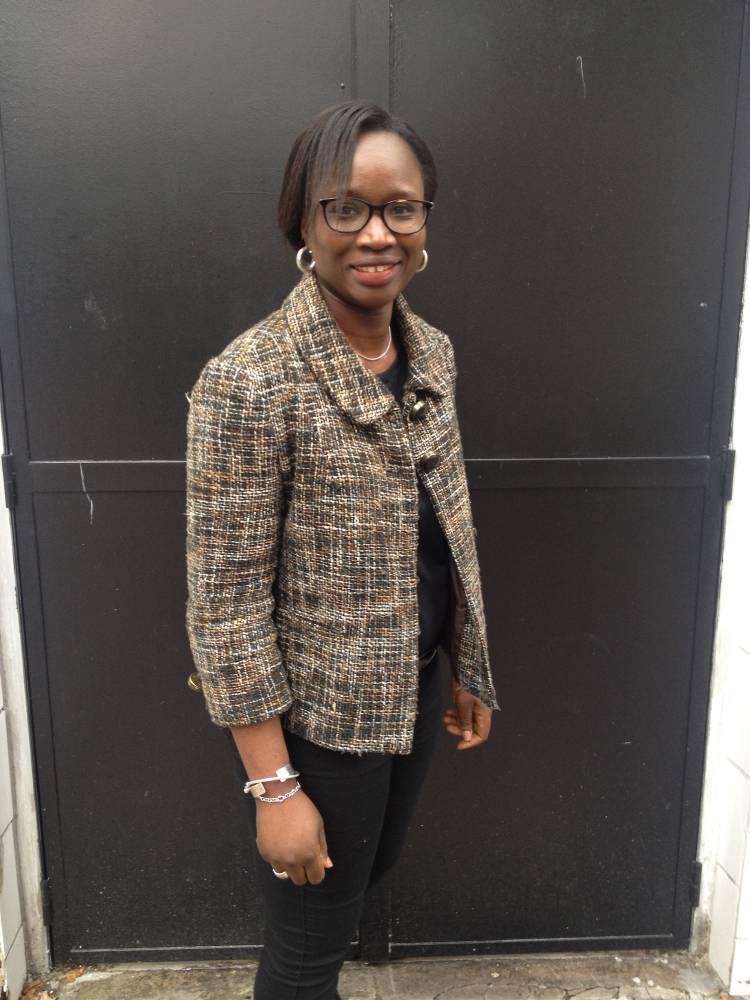Originaire du Sénégal, Sokhna Fall  travaille au sein de l'ONG française Equilibres et populations (Equipop). ©  DR