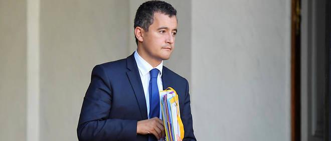 Gérald Darmanin estministre de l'Action et des Comptes publics dans le gouvernement d'Édouard Philippe.