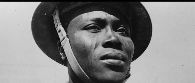 Un soldat originaire du Tchad lors de la Seconde Guerre mondiale. Dans les fonds des Archives nationales d'outre-mer, il y a le témoignage des relations entre la France et ses anciennes colonies.
