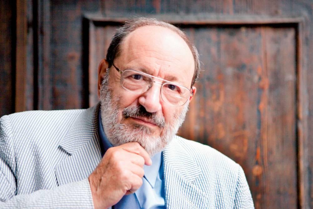 Umberto Eco © Leonardo Cendamo Leonardo Cendamo/Grasset/SP
