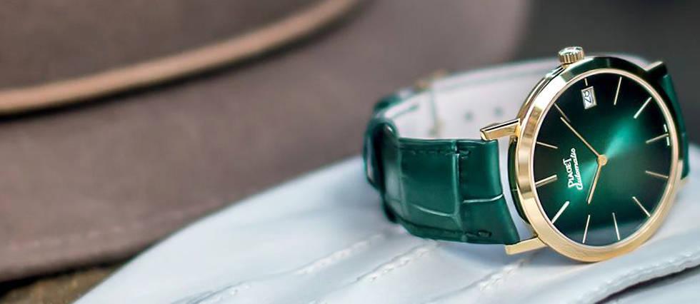 L'horlogerie se met au vert!