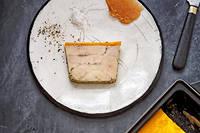 La terrine de foie gras de Jean-François Piège ©FREDERIC LUCANO PHOTOGRAPHE