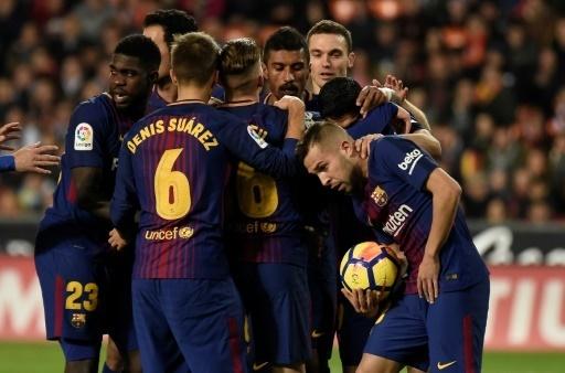 Real Sociedad Calendrier.Espagne Barca Real Et Le Calendrier De L Avant Clasico
