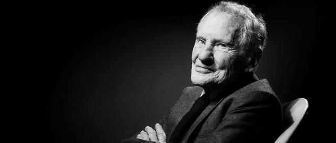 Jean d'Ormesson était âgé de 92 ans.