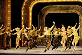 Singin' in the Rain au Grand Palais à Paris.
