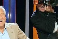 Jean d'Ormesson dans «Vol de nuit», sur TF1, en 2006. ©JACQUES DEMARTHON