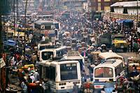 Avec un euro dépensé en Europe, on obtiendrait d'immenses résultats en termes de sécurité et de pollution dans les pays en voie de développement comme le Bangladesh. (C)Karen Kasmauski