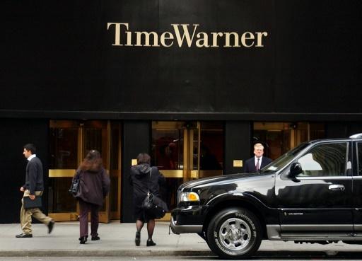 l'opérateur télécoms AT&T, il essaie depuis des mois de finaliser le rachat du groupe de médias et de divertissement Time Warner (studios Warner, chaînes CNN et HBO) © STAN HONDA AFP/Archives