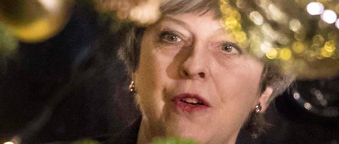 Theresa May le 6 décembre. Au 36e dessous en juin dernier, elle vient de remporter une éclatante victoire en parvenant à signer un accord avec l'UE.