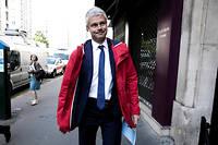 Laurent Wauquiez nouveau président des Républicains ©Vincent Isore