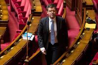 Luc Carvounas, député du Val-de-Marne, a renoncé à la mairie d'Alfortville pour siéger au Palais-Bourbon. Pour ne pas laisser la place à La République en marche, assure-t-il.