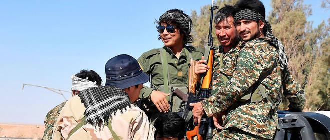 Certains groupes de rebelles syriens ont été armés par les États-Unis. (Illustration)