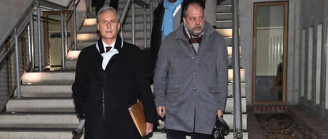 Georges Tron, qui a fait appel à Me Éric Dupond-Moretti, est jugé jusqu'au 22 décembre à la cour d'assises de Bobigny. Deux anciennes employées à la mairie l'accusent de les avoir violées.