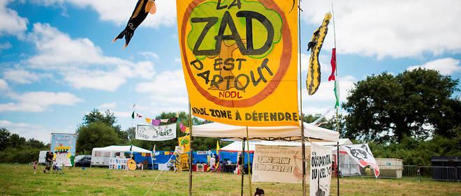 Le gouvernement assure que la ZAD de Notre-Dame-des-Landes sera évacuée, quelle que soit la décision prise sur le projet d'aéroport.