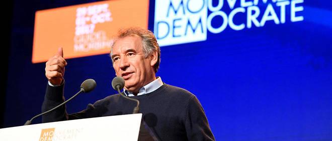 François Bayrou estime qu'Emmanuel Macron est «l'un des leaders les plus entraînants dans le monde aujourd'hui».