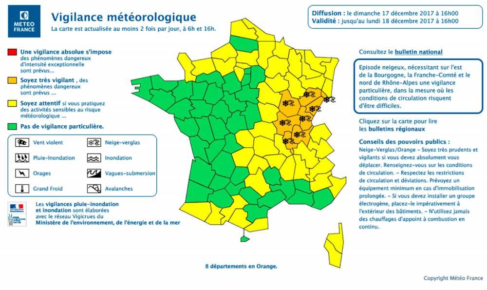 Meteo France ©  Meteo France