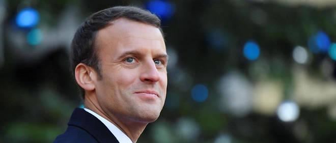 «J'aurais pu décider de passer mon Noël en famille à l'Élysée et j'aurais pu faire comme beaucoup de mes prédécesseurs : profiter des lieux de la République», a relevé Emmanuel Macron.