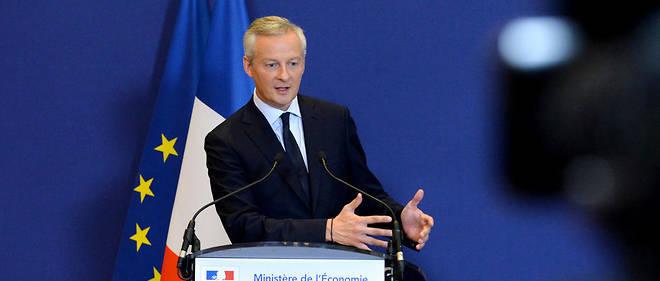 Bruno Le Maire se déplace en Russie à l'occasion de la réunion franco-russe.