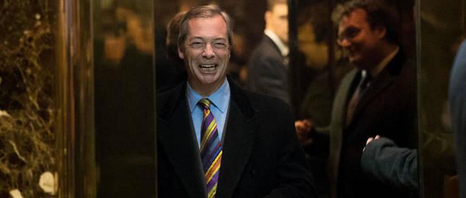 Nigel Farage explique avoir même songé à déménager.