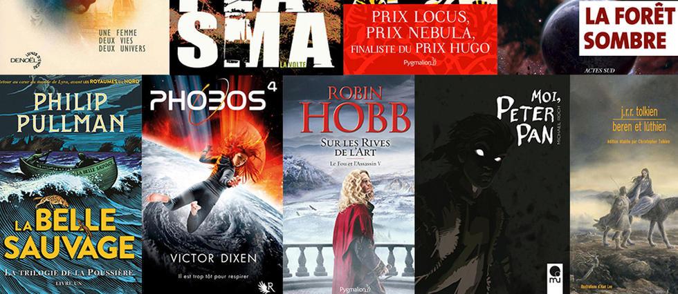 9 Idees De Romans De Science Fiction Fantasy Et Jeunesse