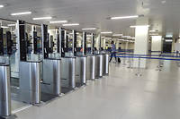 Les aéroports parisiens comptent 79 sas Paraphe. À condition qu'ils fonctionnent.