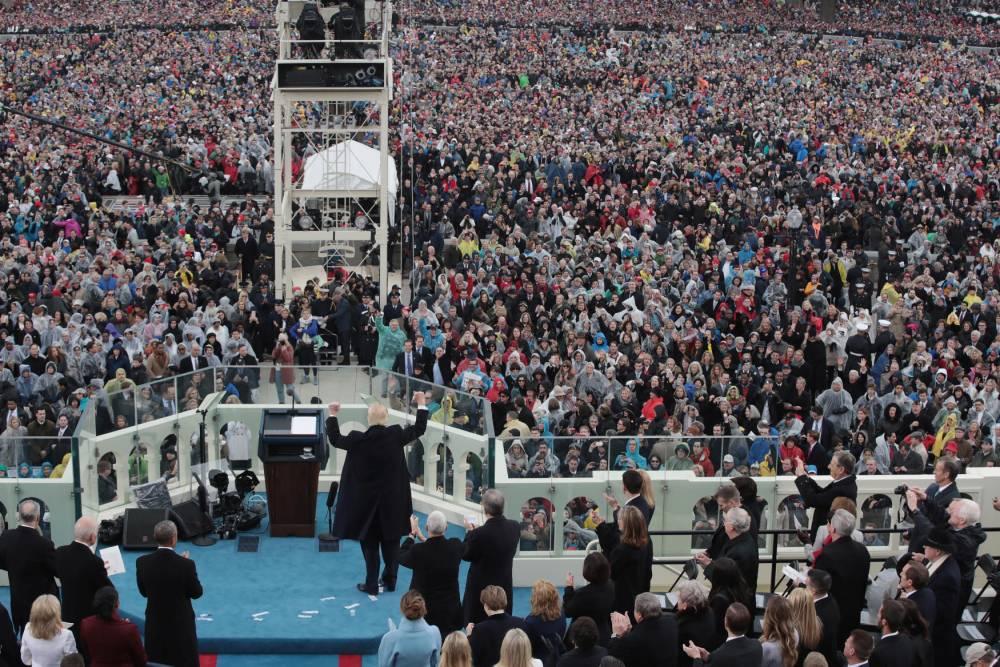 Trump © SCOTT OLSON AFP