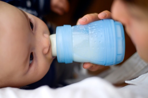 23 nourrissons ayant consommé des laits élaborés sur le site de Craon et présentant une salmonellose ont été identifiés lundi par l'agence Santé Publique France  © FRED DUFOUR AFP/Archives