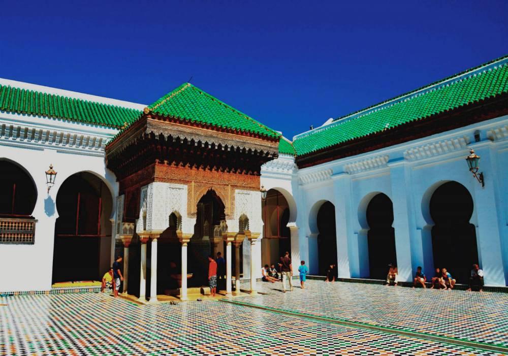 L'université Al Quaraouiyine de Fès est la plus vieille du monde encore en activité. ©  Wikimedia CC