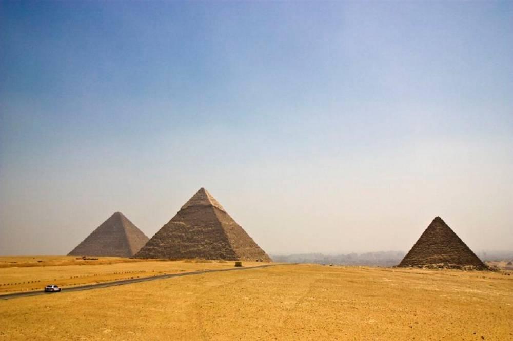 Avant la révolution, les pyramides de Gizeh accueillait jusqu'à 3 millions de visiteurs par an. ©  Angie Angelus