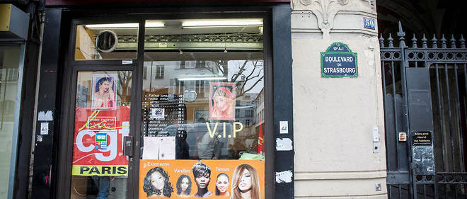 Paris : Procès Du0027un Salon De Coiffure Afro Soupçonné De Traite Du0027êtres  Humains   Le Point