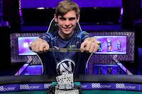 En seulement cinq ans, Fedor Holz s'est hissé à la cinquième place du classement des plus gros gagnants en tournoi, avec près de 27 millions de dollars de gains.