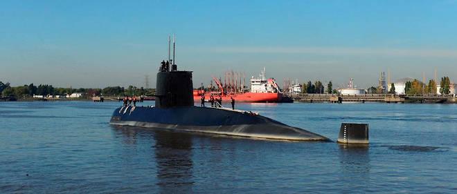 Le sous-marin San Juan a disparu depuis le 15 novembre dernier.