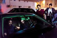 Des amis célèbrent la levée de l'interdiction faite aux femmes de conduire, à Dhahran, en Arabie saoudite.   ©TASNEEM ALSULTAN/The New York Times-REDUX-REA