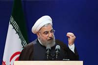 La réélection d'Hassan Rohani conforterait la stratégie d'ouverture de l'Iran ©Anadolu Agency