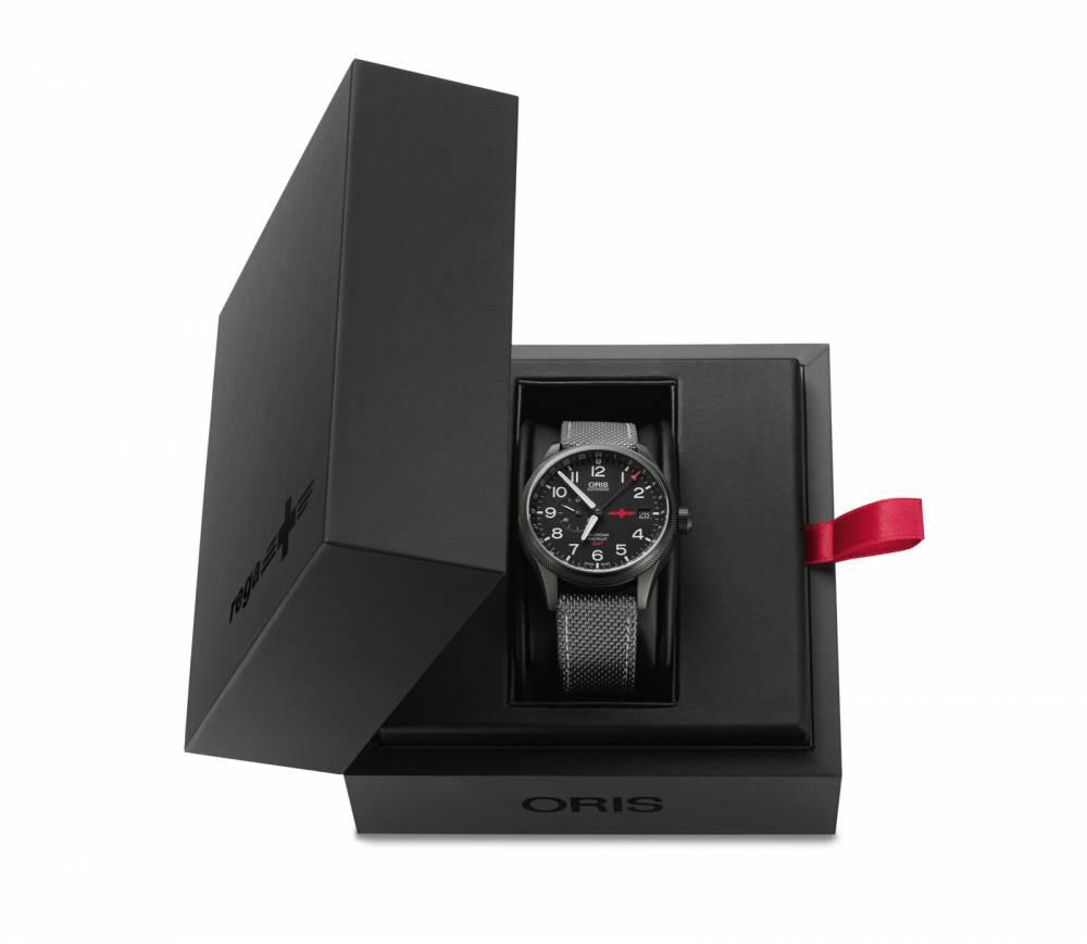 01 748 7710 4284-Set - Oris GMT Rega Limited Edition