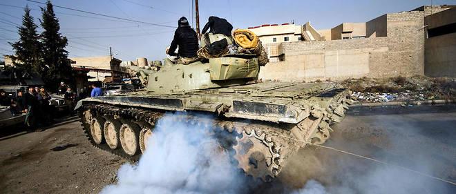 L'armée irakienne a combattu les soldats de l'État islamique. (Illustration)