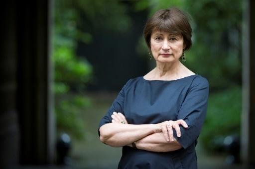 Catherine Millet, le 11 juin 2014 à Paris © JOEL SAGET AFP/Archives