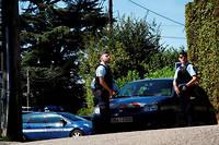 Nordahl Lelandais est le principal suspect dans la disparition de Maëlys.  ©JEFF PACHOUD