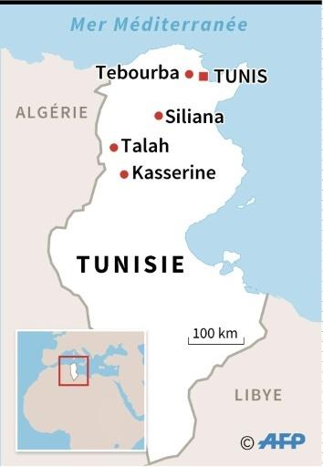 Tunisie © Vincent LEFAI AFP